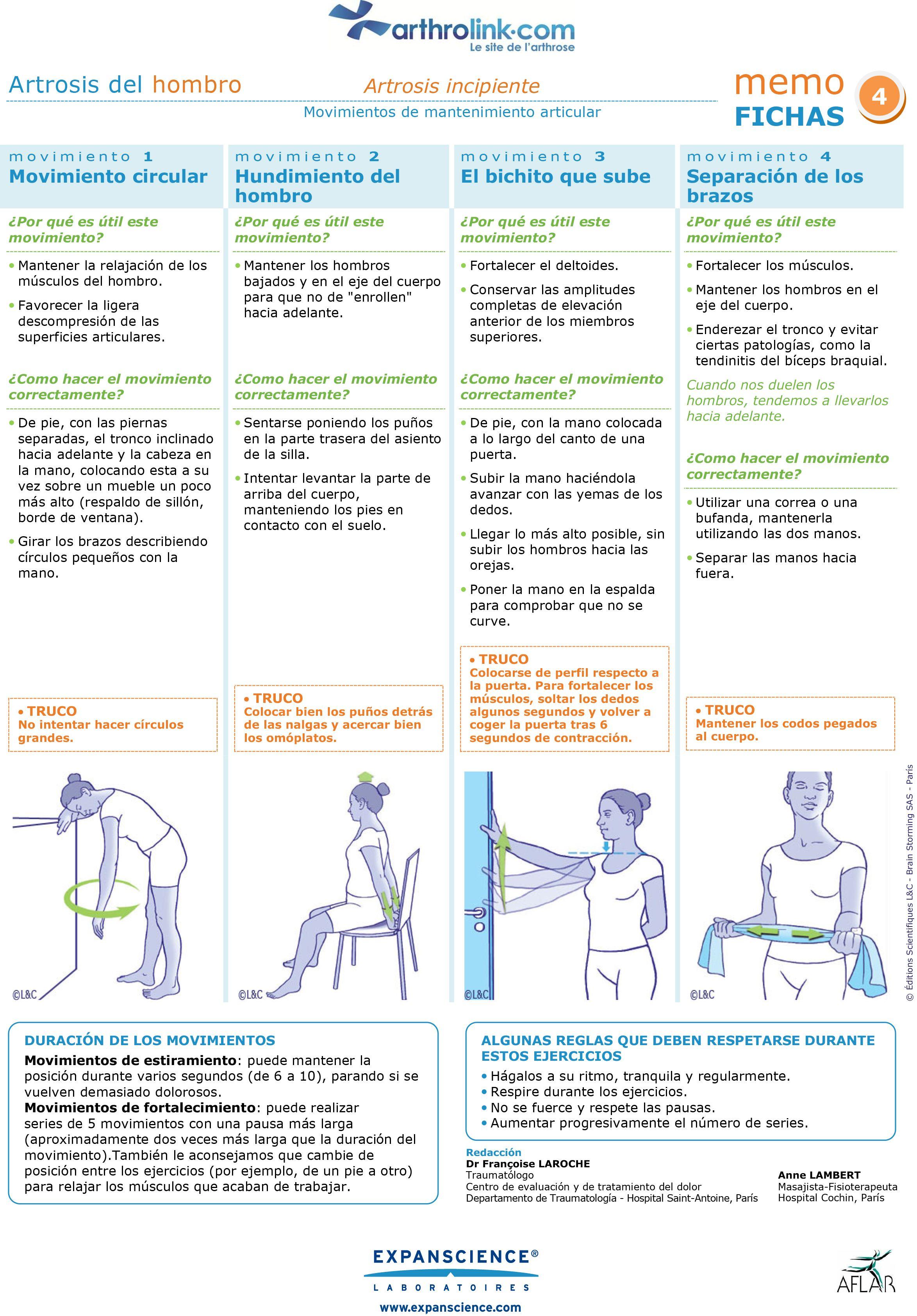 artrosis y ejercicio fisico pdf