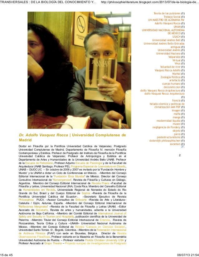 biologia del emocionar y alba emoting pdf