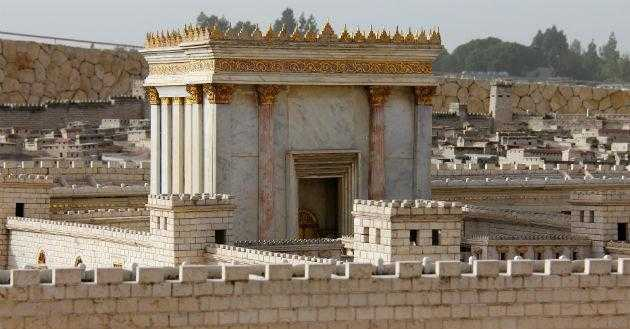 como israel construye e primer templo biblicamente pdf
