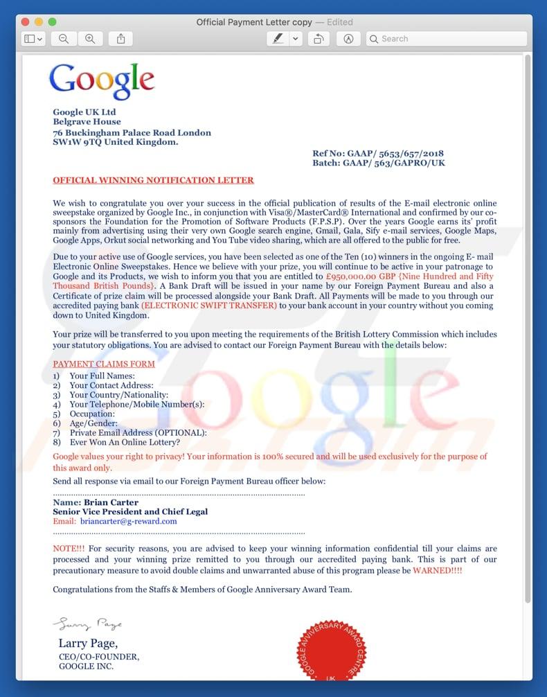 como eliminar el phishing pdf