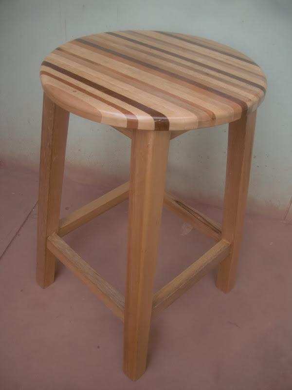 como hacer banca de madera pdf