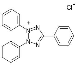 condiciones aptas para el trifenil tetrazolium