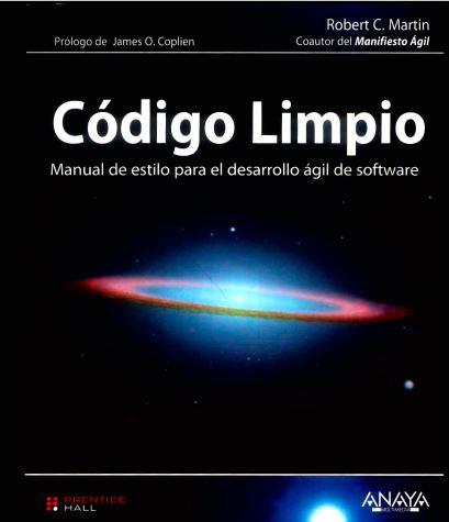 clean code robert c martin pdf español
