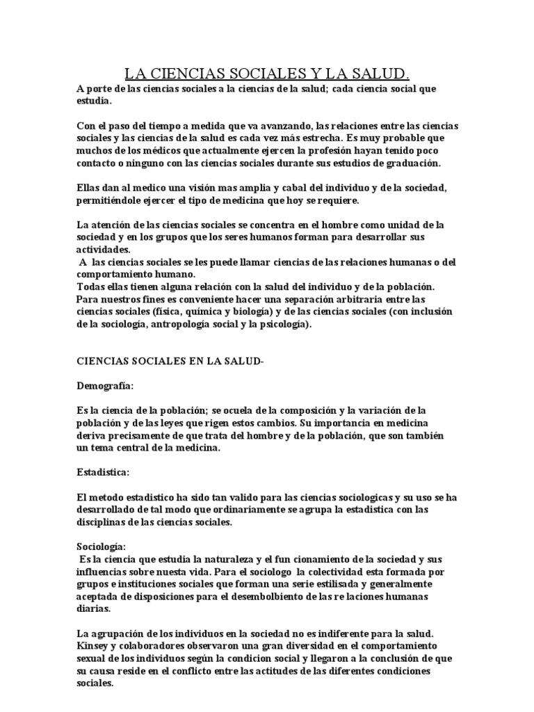 concepto de hombre ciencias sociales pdf