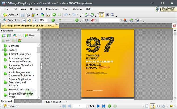 alternatives to adove pdf reader