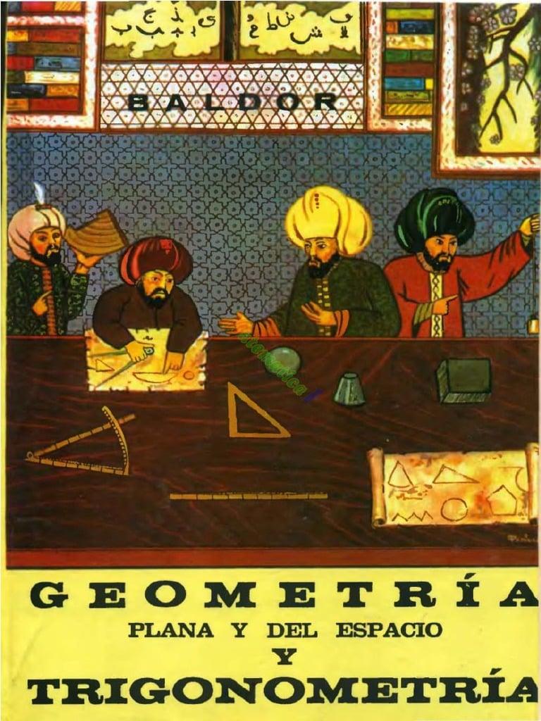 baldor de geometria y trigonometria pdf