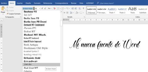 como guardar un pdf con tipografia incluida
