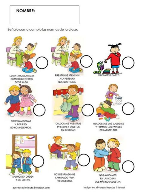 actividades de habilidades sociales pdf