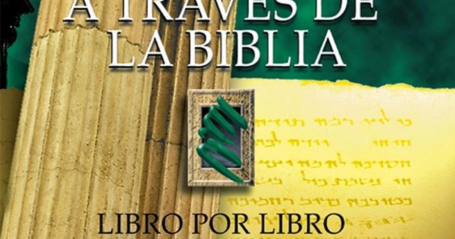 a través de la biblia pdf