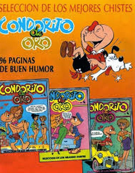 comic condorito pdf 1990 bcn