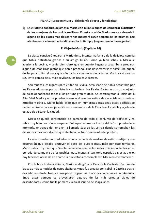 cuadernillo para trabajar dislexia pdf