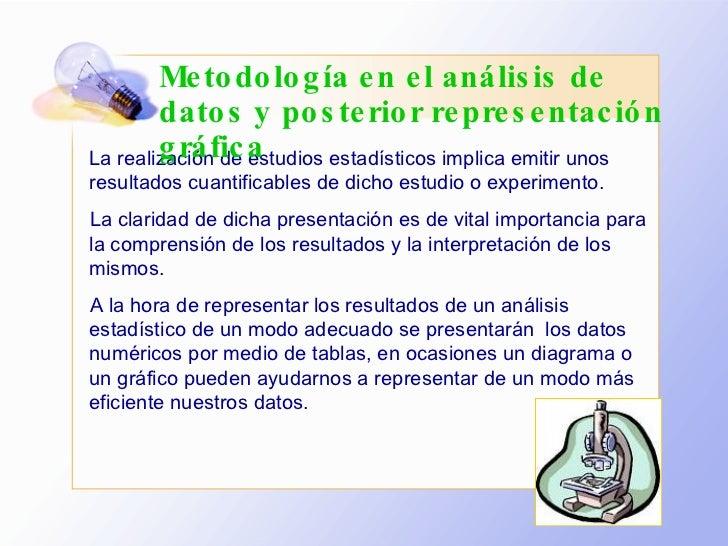 analisis de datos y su metodologia en pdf
