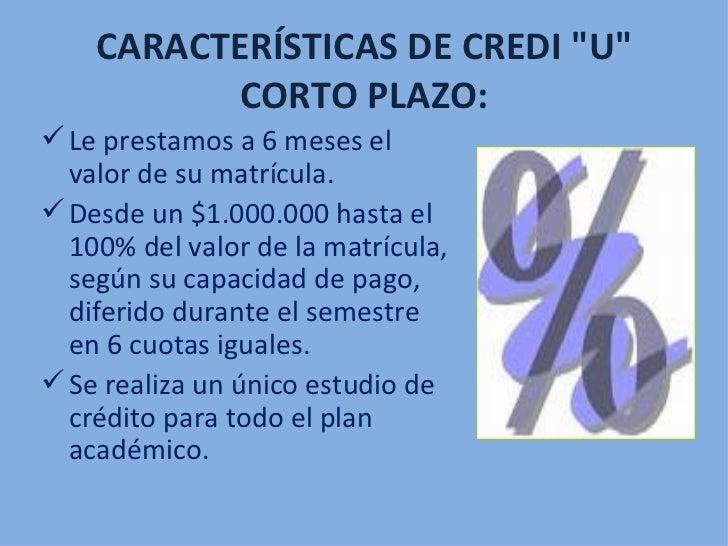 condiciones de prepago credito de consumo