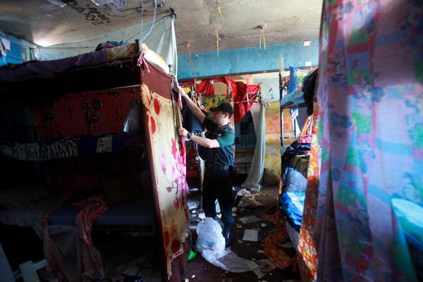 condiciones de los presos en chile