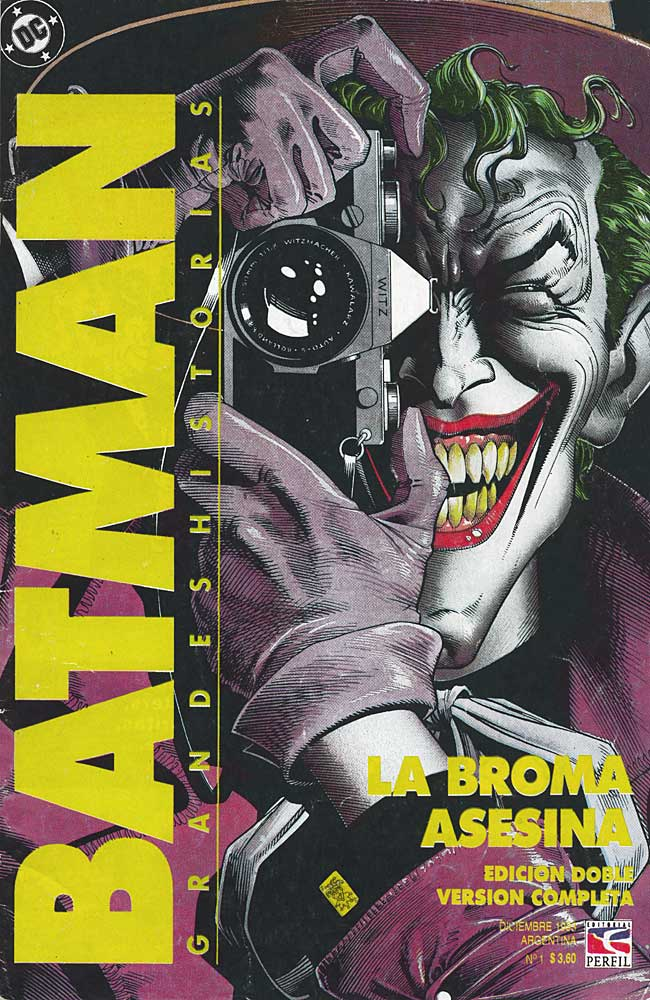 batman joker comic español pdf