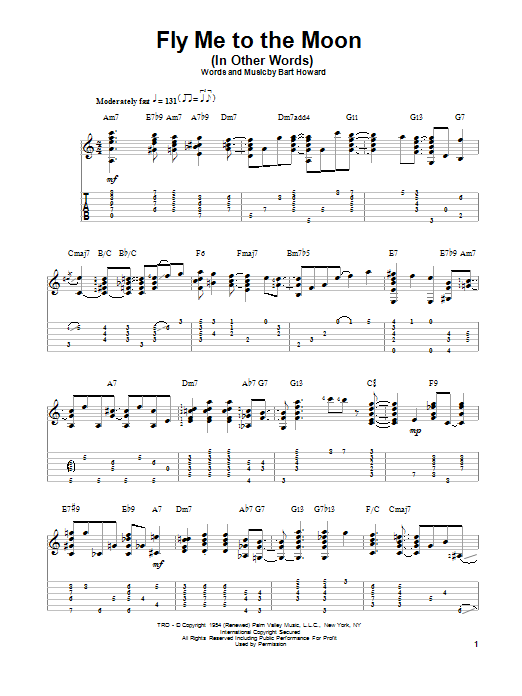 autumn leaves guitar tab pdf