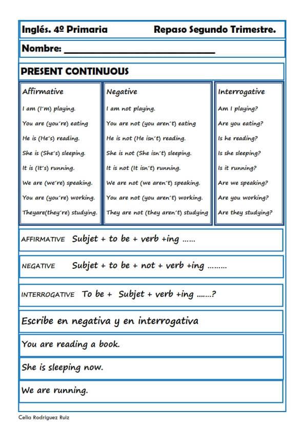 actividades para trabajar comprension de instrucciones