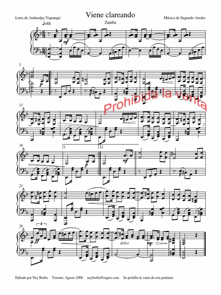 atahualpa yupanqui partituras guitarra pdf