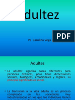 adultez emergente descriptores de la etapa pdf