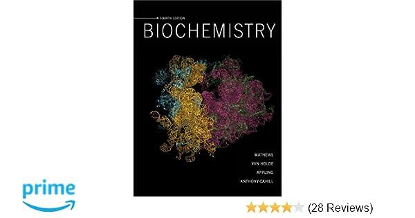 bioquimica mathews ck van holde ke pdf