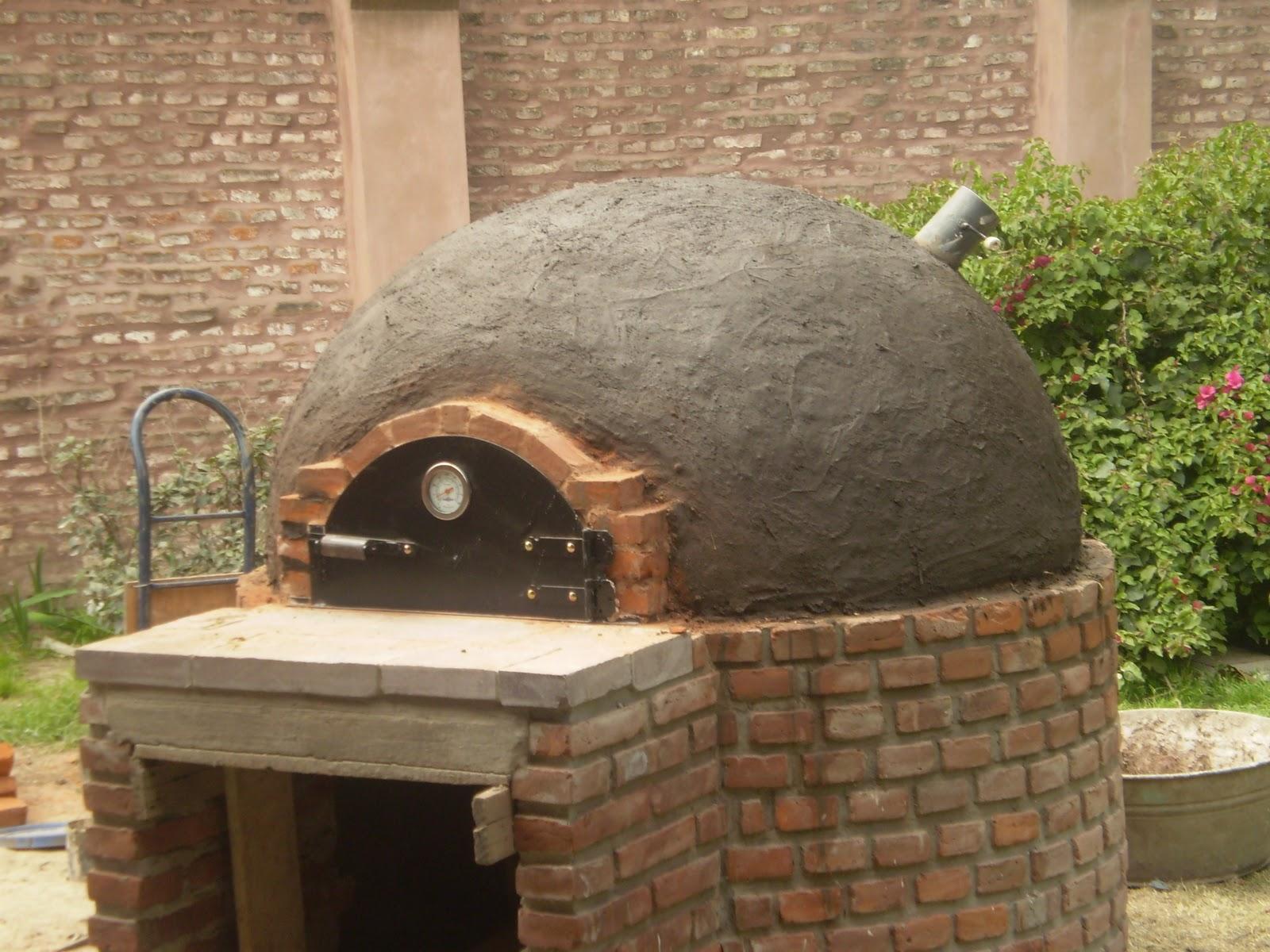 como construir un horno de barro artesanal pdf