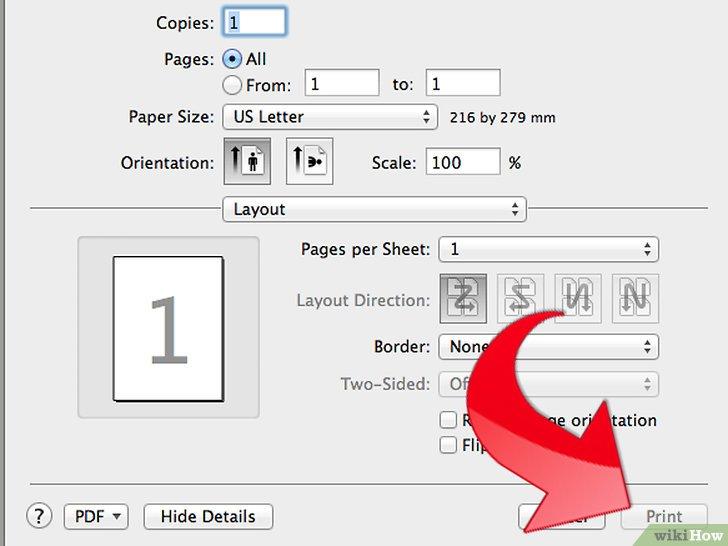 como imprimir una seleccion de un pdf