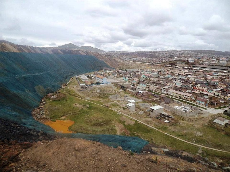 contaminacion ambiental en cerro de pasco pdf