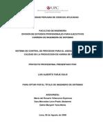 control de calidad de la harina de pescado pdf