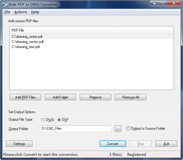 convertir pdf a dwg editable full