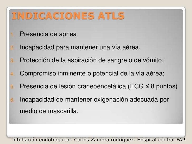 criterios de intubación endotraqueal pdf