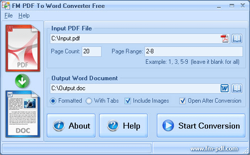 advanced pdf to word converter free