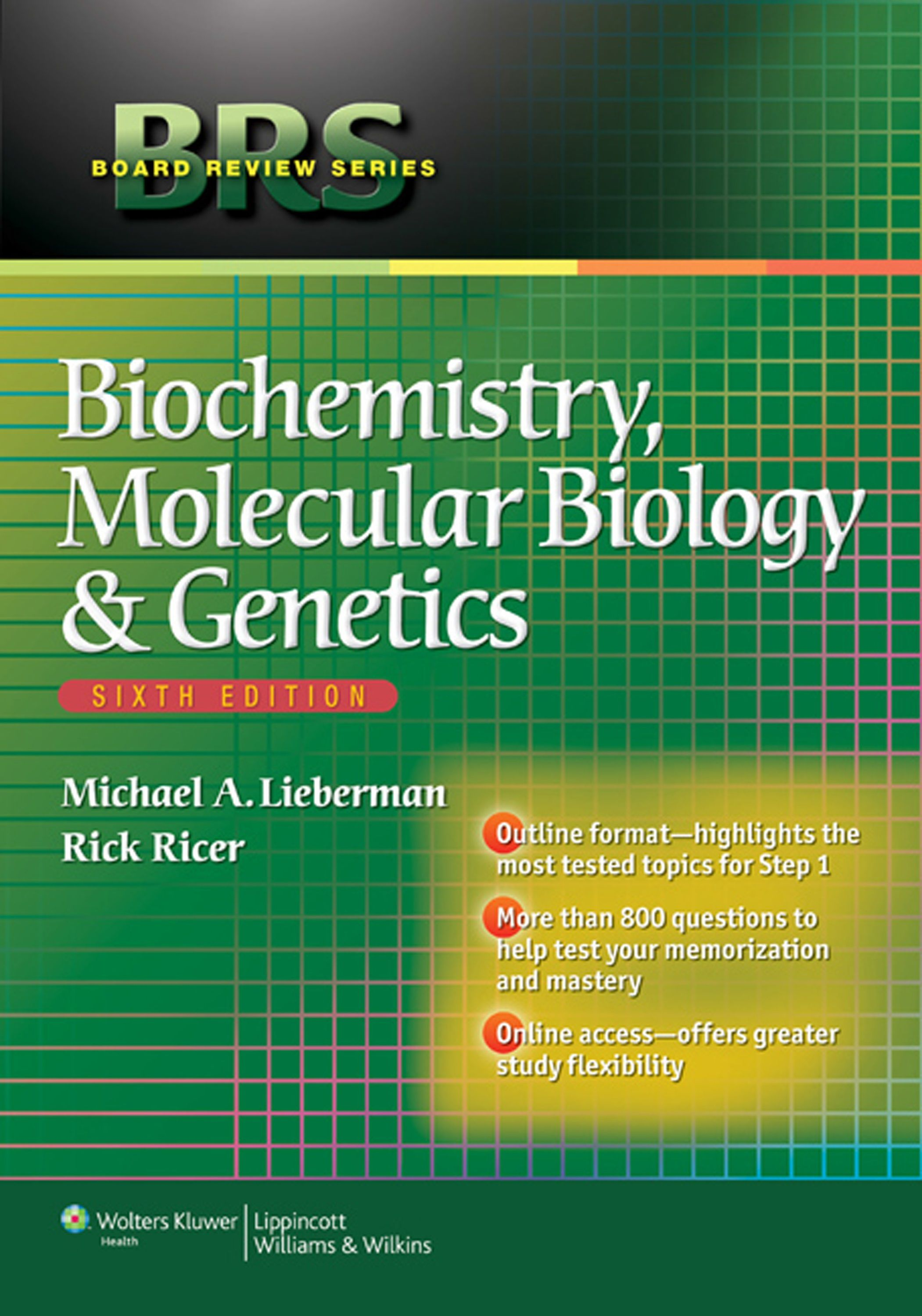 biochemistry the molecular basis of life 6th edition pdf